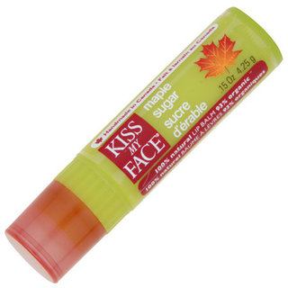 Kiss My Face Maple Sugar Lip Balm - Non SPF