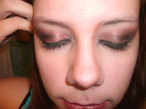 Another Michelle Phan inspired :)