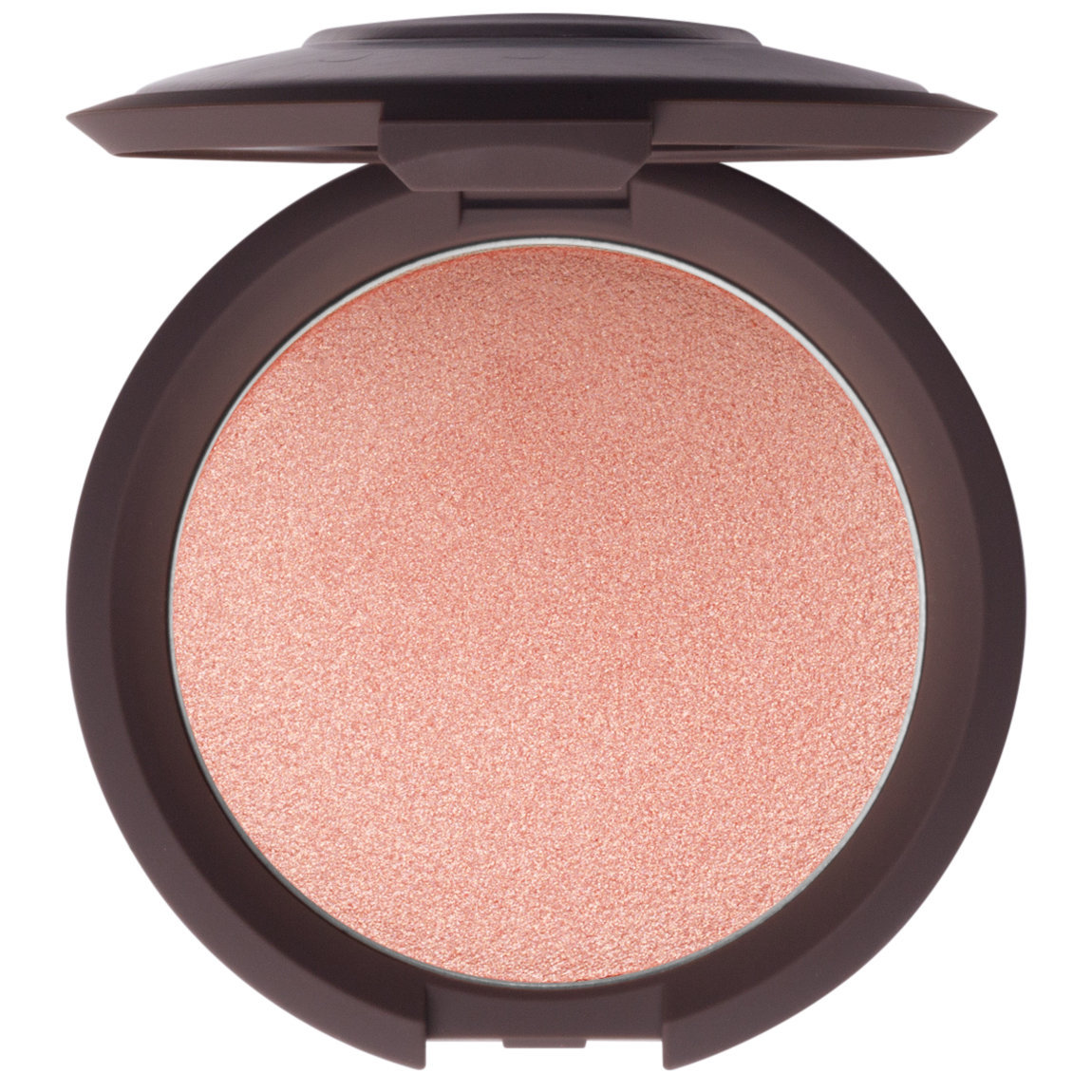 BECCA Shimmering Skin Perfector Pressed Rose Quartz product swatch.