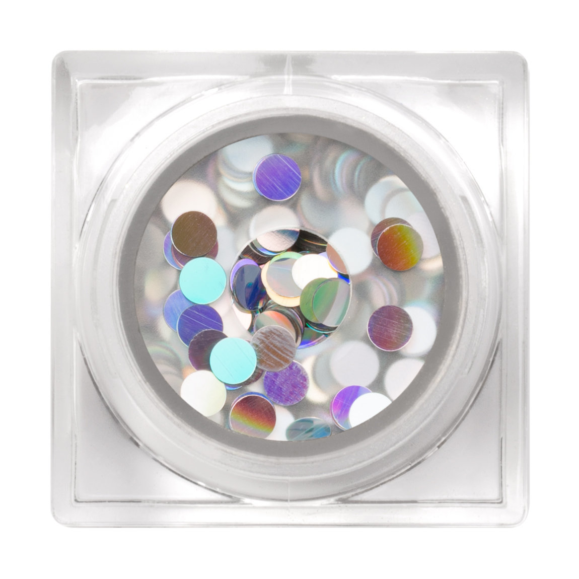 Lit Cosmetics Holographic Glitter Pigment Disco Dots S3