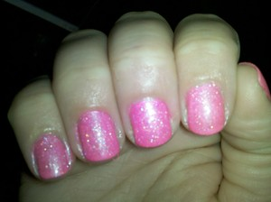 Color Club's 'Space Case' Two Coats