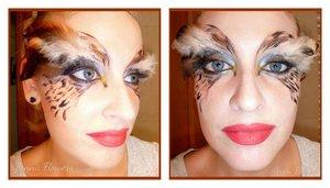 Fantasy Makeup.......