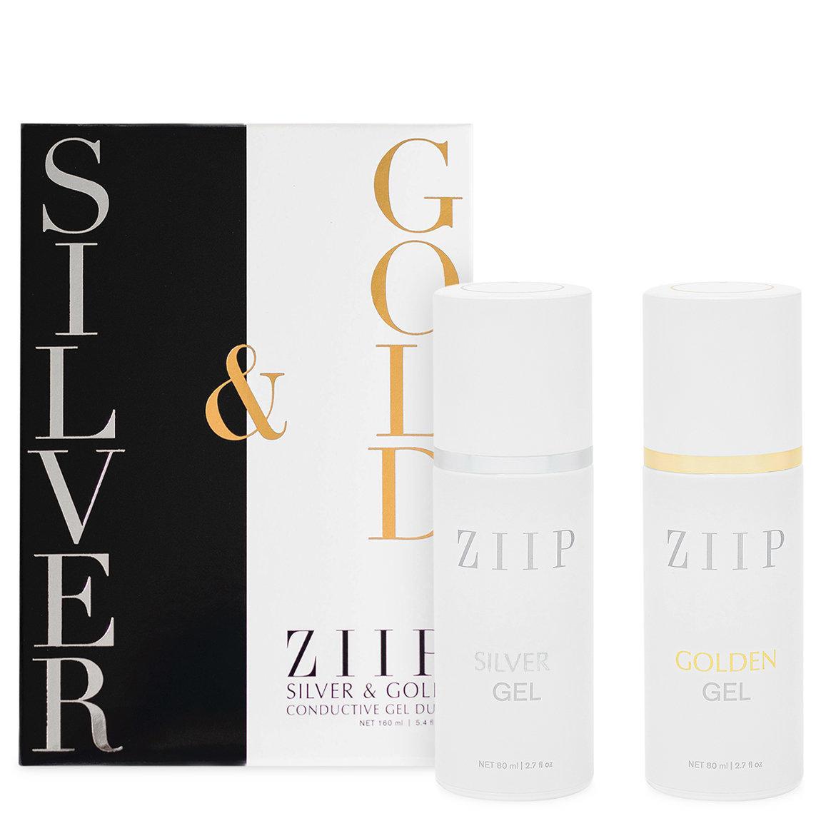 ZIIP ZIIP Together Conductive Gel Duo alternative view 1 - product swatch.