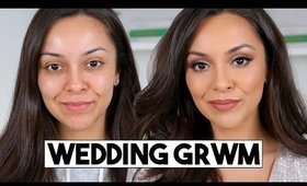 WEDDING GUEST GET READY WITH ME!