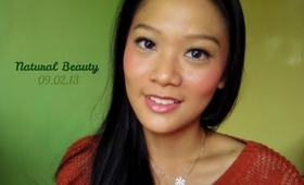 Simple Valentine's Day Makeup 2013 Look 3: Natural Beauty (no eyeshadow)