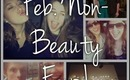 February Non Beauty Favorites