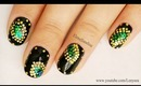 Easy Mosaic Nails