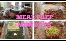 Meal Prep Mondays #1 & Tips on Not Wasting Your Food