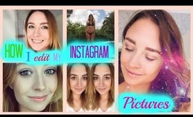 How I Edit My Instagram Pictures + Apps ♥