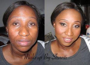 Bridesmaid Makeup :)