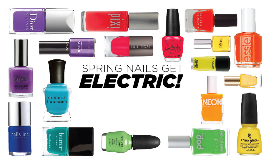 Best Neon Nail Polishes | Beautylish