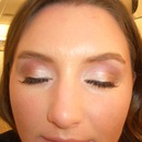 Soft Pink Prom Makeup
