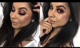 Spring Makeup Tutorial | Cut Crease