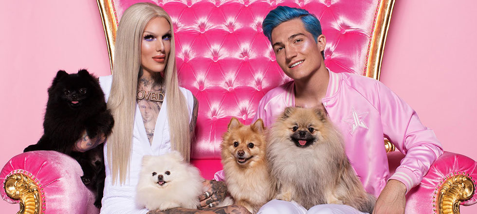 Image result for jeffree star family collection