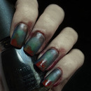 Bloody Zombie Nails
