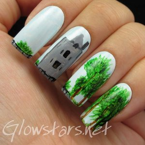 Read the blog post at http://glowstars.net/lacquer-obsession/2014/08/the-digit-al-dozen-does-summer-cardoness-castle/