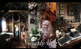 HOUSESITTING BRITAIN'S MOST EXTRAORDINARY HOME! | Weekly Vlog #121