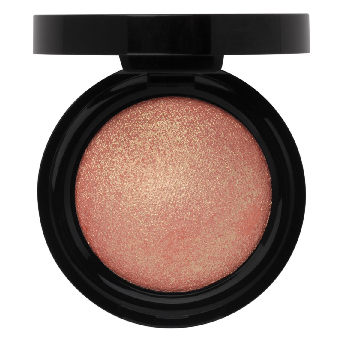 Inglot Cosmetics Intense Sparkler Face Eyes Body Highlighter 14 product swatch.