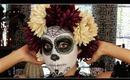 Sugar Skull/Dia de los Muertos Tutorial + DIY