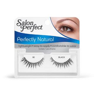Salon Perfect 80 Black Strip Lashes