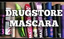 BEST and WORST  Drugstore Mascaras | My Mascara Collection + Mini Reviews