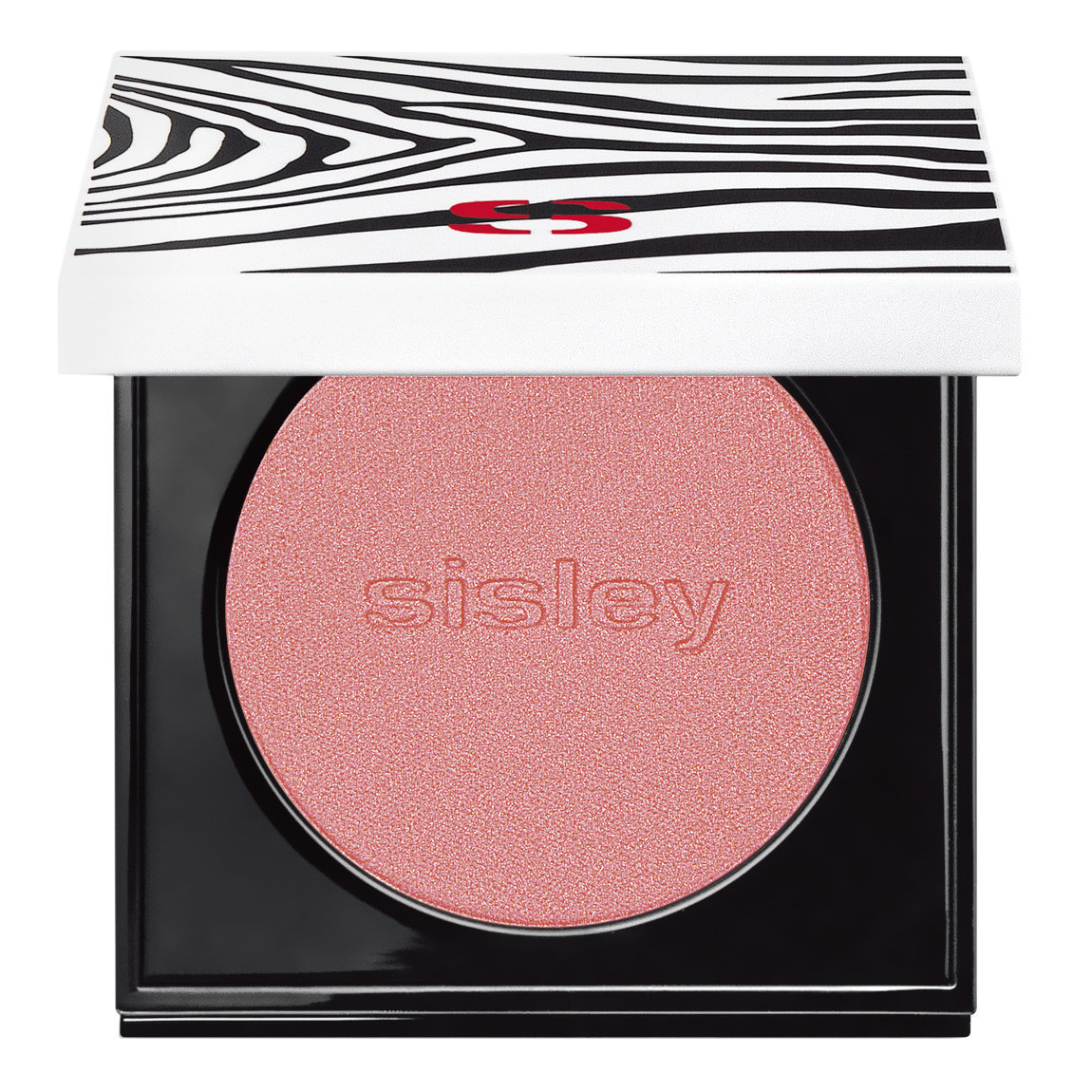 Sisley-Paris Le Phyto-Blush 1 Pink Peony alternative view 1 - product swatch.