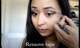 Marlena's(MUG) birthday look inspired makeup tutorial