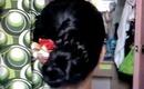 sHOWY bOHO hair tutorial (my version)