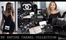 MY ENTIRE CHANEL COLLECTION 2019 | hollyannaeree