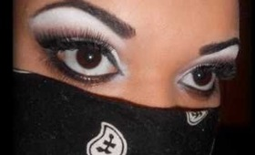 Entry to Makeupbydizzle1 's Chola makeup contest