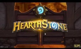 Playing HearthStone