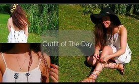 Outfit of The Day | Dillon Alexandra