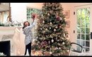 Vlogmas 2019: A Day In My Life | Decorate With Me