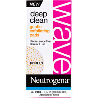 Neutrogena Wave Deep Clean Pads Refill