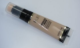 MILANI RETOUCH + ERASE LIGHT-LIFTING CONCEALER REVIEW/DEMO