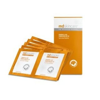 MD SkinCare Powerful Protection SPF 30 - Sunscreen Pads