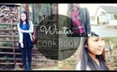 """Winter LookBook"" ❆ 5 Outfits for School"