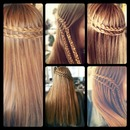 braid waterval vlecht