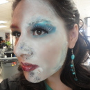 Fire And Ice Makeup