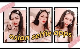 Best Asian Photo Apps for iPhone ✨How I edit my Selfies for Instagram