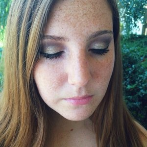 A look I did on my friend Mary.