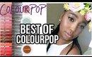 Best of Colourpop Highligthers, Liquid Lipsticks, Eyeshadows, Blushes