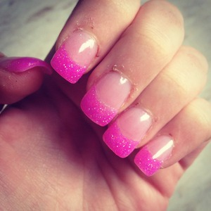 My nails for spring (;