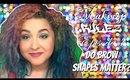 Do Eyebrow Shapes Matter? Makeup Rulez: Episode 4 (NoBlandMakeup)