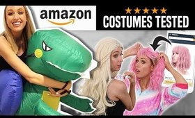 I Tried TOP RATED AMAZON HALLOWEEN COSTUMES... What's ACTUALLY Worth it??