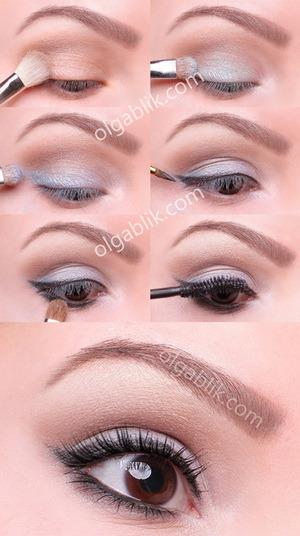 Everyday Eye Makeup On Pinterest: Olga B. (olgablik) - How To Gallery