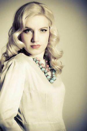 Model - Danijela Razdric Stojanovic Photo/Edit - Vanja Lisac Hair - Stefan Andreas Bertanjoli Make up - Naida Đekić