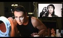 Madonna Drag Makeup Tutorial - Celebrity Makeup Artist Mathias Alan