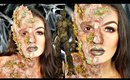 Guardians of the Galaxy GROOT Inspired Makeup | Collab with Bonnie DiMatteo
