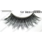 Red Cherry False Eyelashes #5